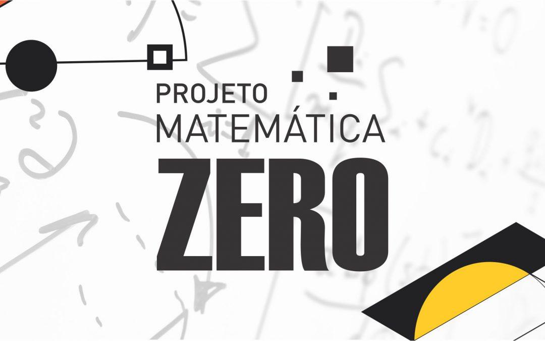 ilustração e texto Projeto Matemática Zero do Ícone Taquara
