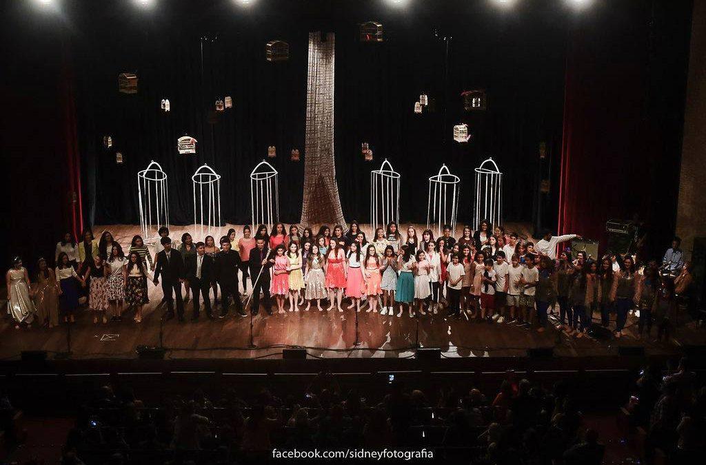 Ícone Taquara realiza peça que visa combater a intolerância e promover a igualdade