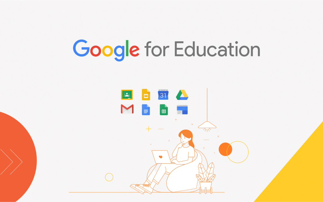 Aulas tem Tempo Real – Google For Education